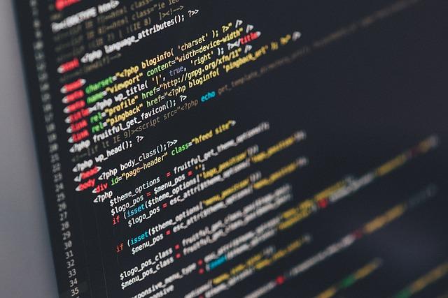 Il codice HTML di un sito