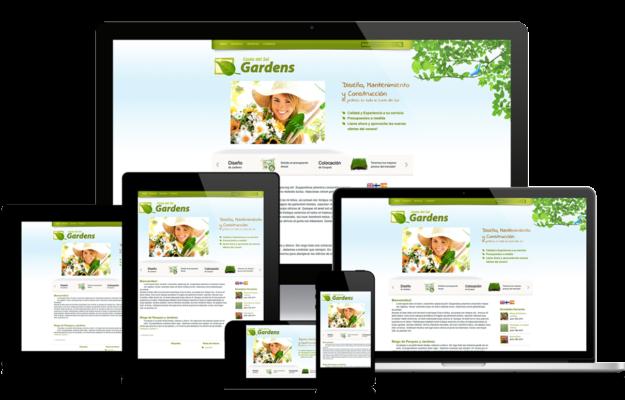 mobile friendly responsive web design