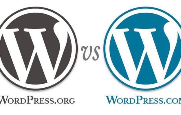 WordPress.org e WordPress.com le differenze